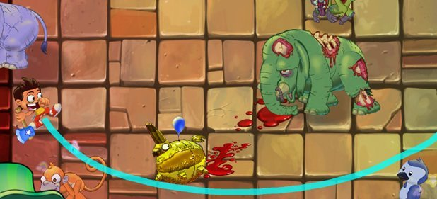 Zoombies: Animales de la Muerte (Action) von High Voltage Software