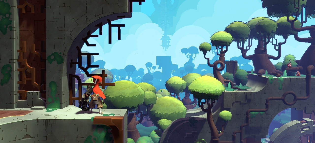 Hob (Action) von Runic Games