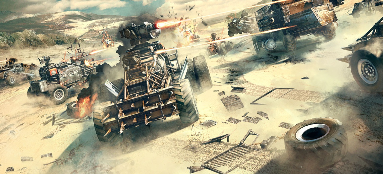Crossout (Action) von Gaijin Entertainment
