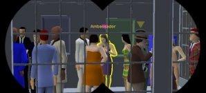SpyParty (Rollenspiel) von