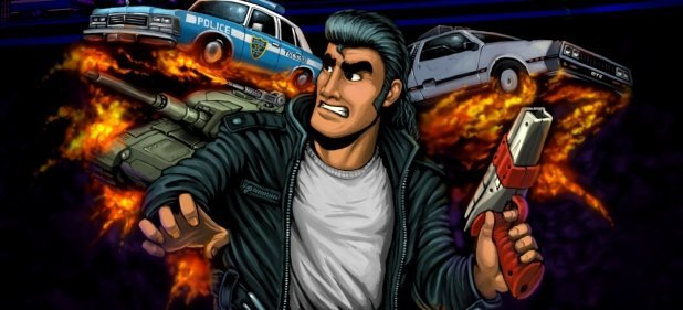 Retro City Rampage (Action) von D3 Publisher