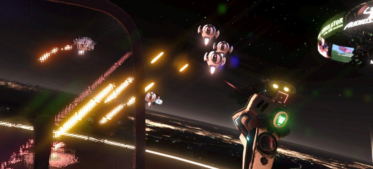 Space Pirate Trainer (Action) von I-Illusions
