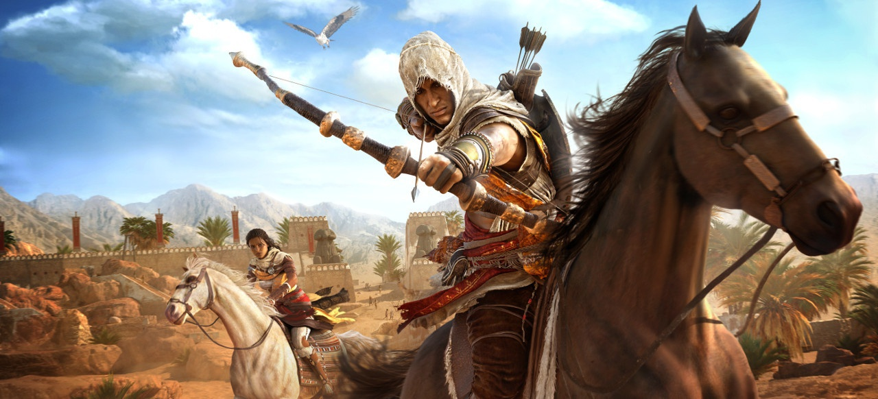Assassin's Creed Origins (Action) von Ubisoft
