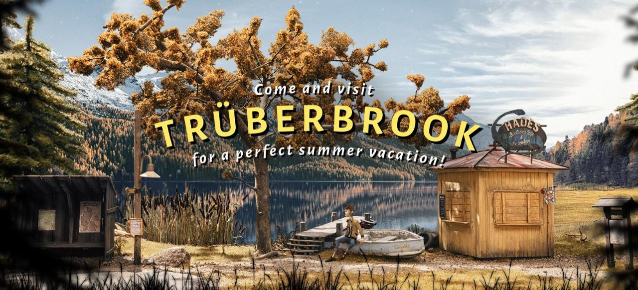 Trüberbrook - A Nerd Saves the World (Adventure) von Headup Games
