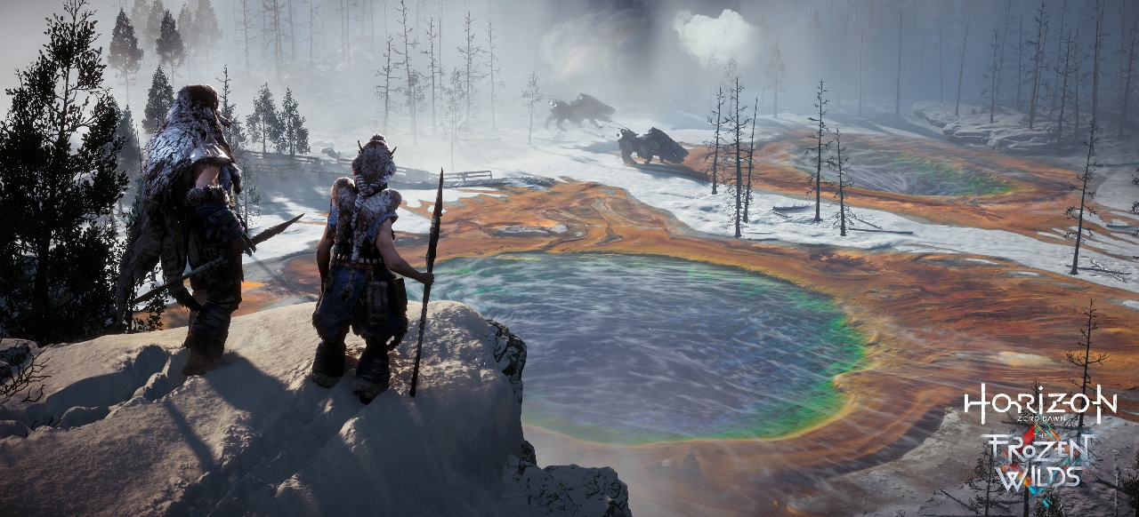 Horizon Zero Dawn: The Frozen Wilds  (Rollenspiel) von Sony
