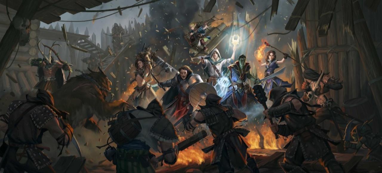 Pathfinder: Kingmaker (Rollenspiel) von Deep Silver