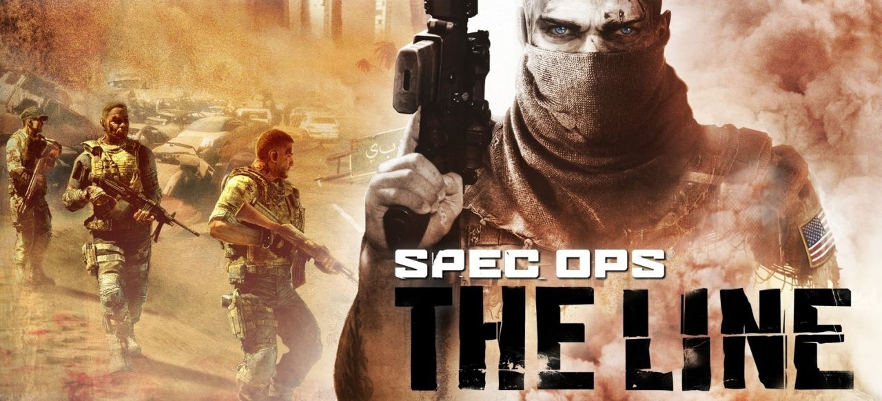 Spec Ops: The Line (Shooter) von 2K Games
