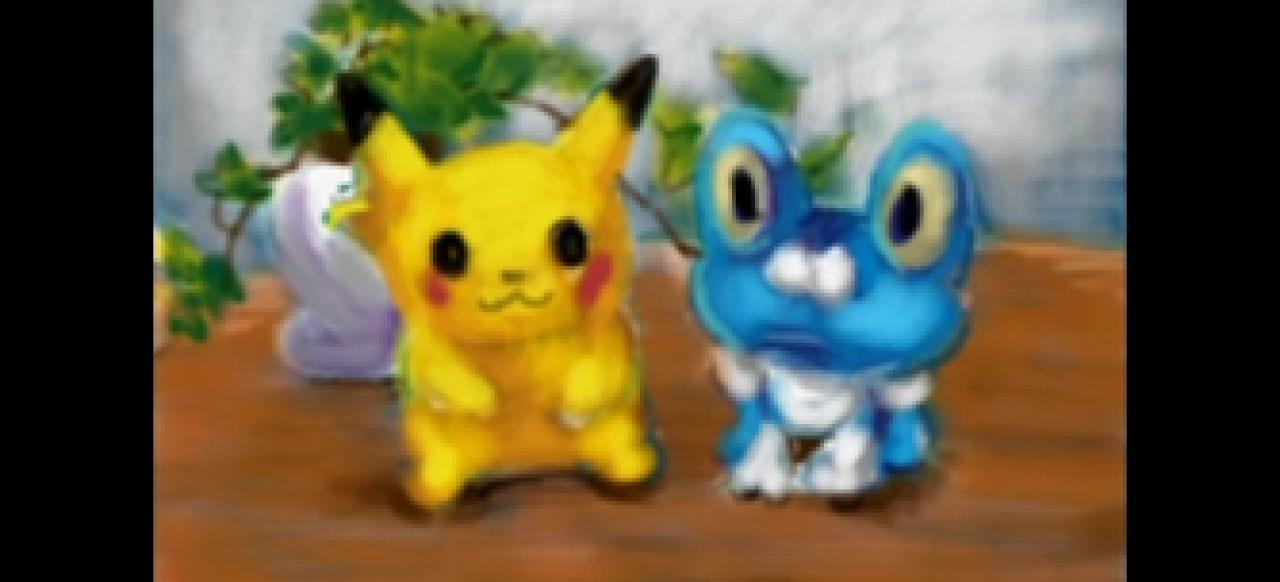 Pokémon Art Academy (Geschicklichkeit) von Nintendo