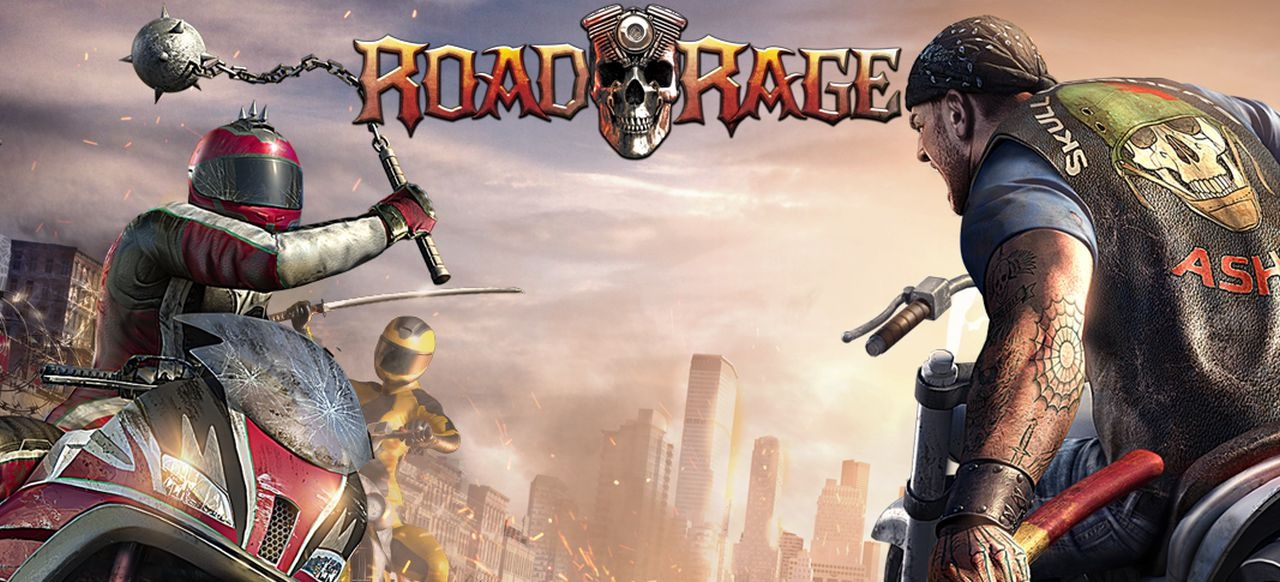 Road Rage (Rennspiel) von Maximum Games