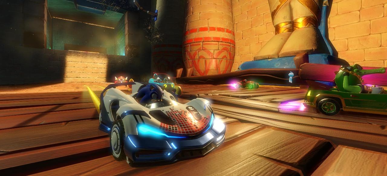 Team Sonic Racing (Rennspiel) von SEGA