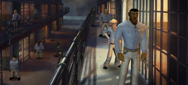 1954: Alcatraz (Adventure) von Daedalic Entertainment