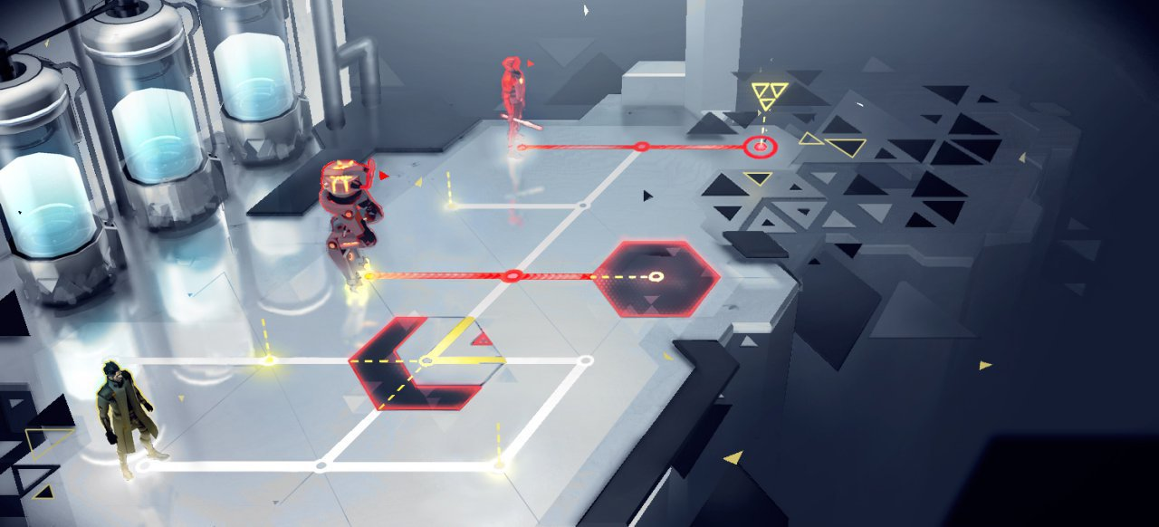 Deus Ex Go (Strategie) von Square Enix
