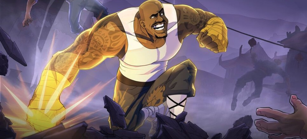Shaq Fu: A Legend Reborn (Action) von Wired Productions und Mad Dog Games