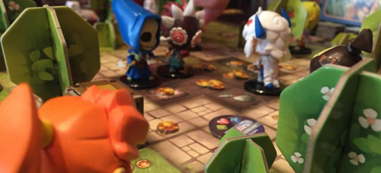 Krosmaster Arena (Brettspiel) von Pegasus