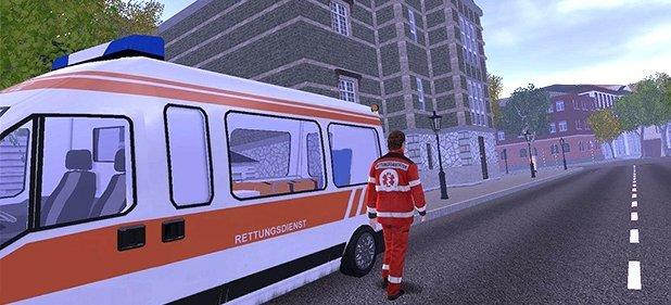 Rettungswagen-Simulator 2014 (Simulation) von Astragon