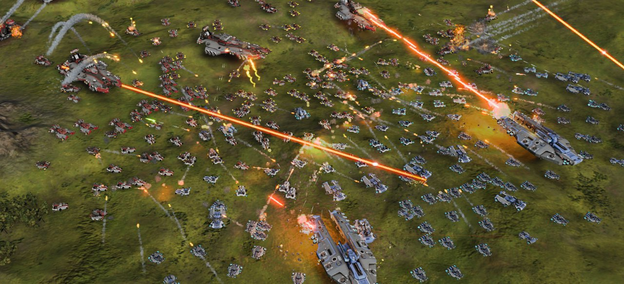 Ashes of the Singularity (Strategie) von Stardock