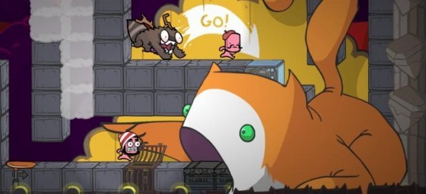 BattleBlock Theater (Action) von Microsoft