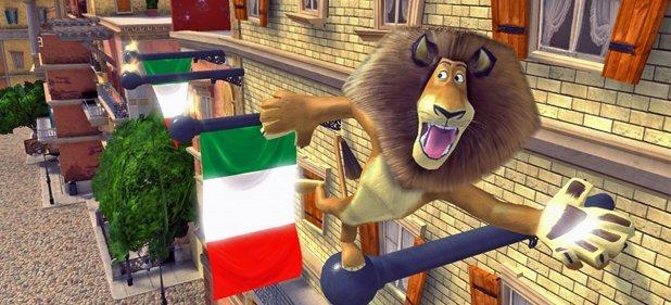 Madagascar 3: Flucht durch Europa (Action) von Namco Bandai / D3Publisher