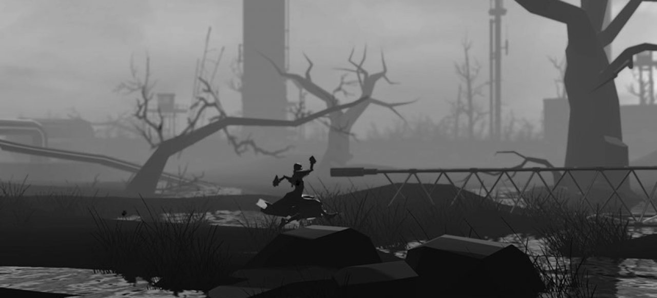 Black The Fall (Geschicklichkeit) von Square Enix Collective
