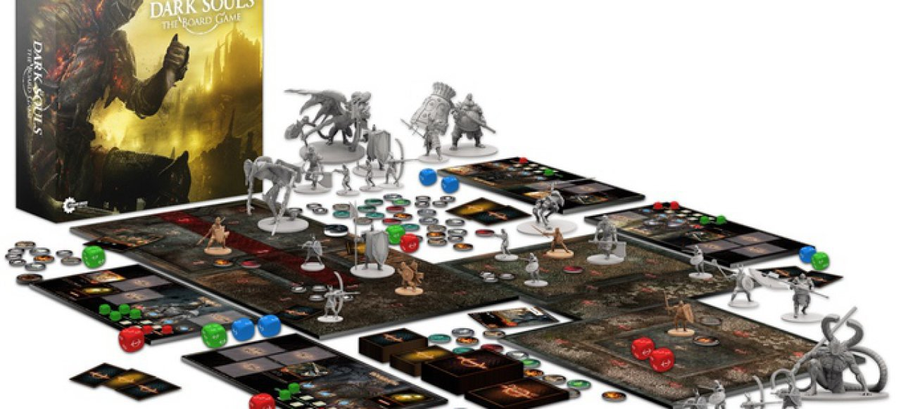 Dark Souls - The Board Game (Brettspiel) von Steamforged Games Ltd