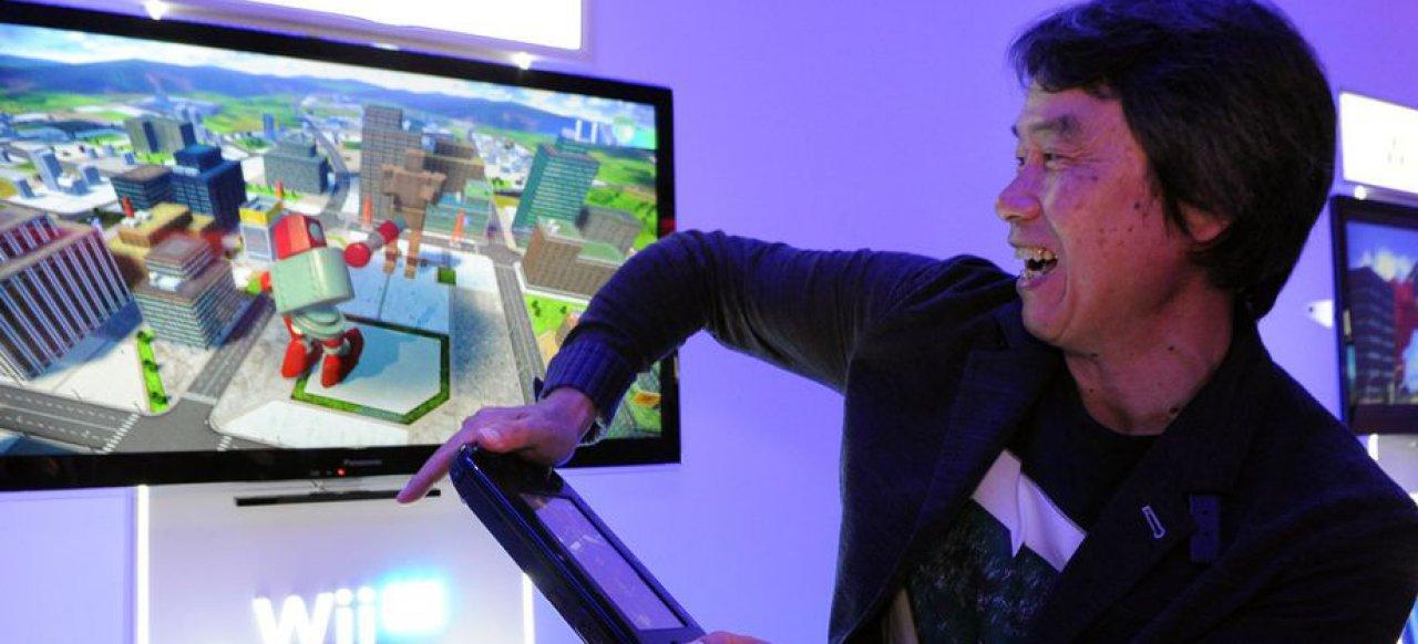 Project Giant Robot (Geschicklichkeit) von Nintendo