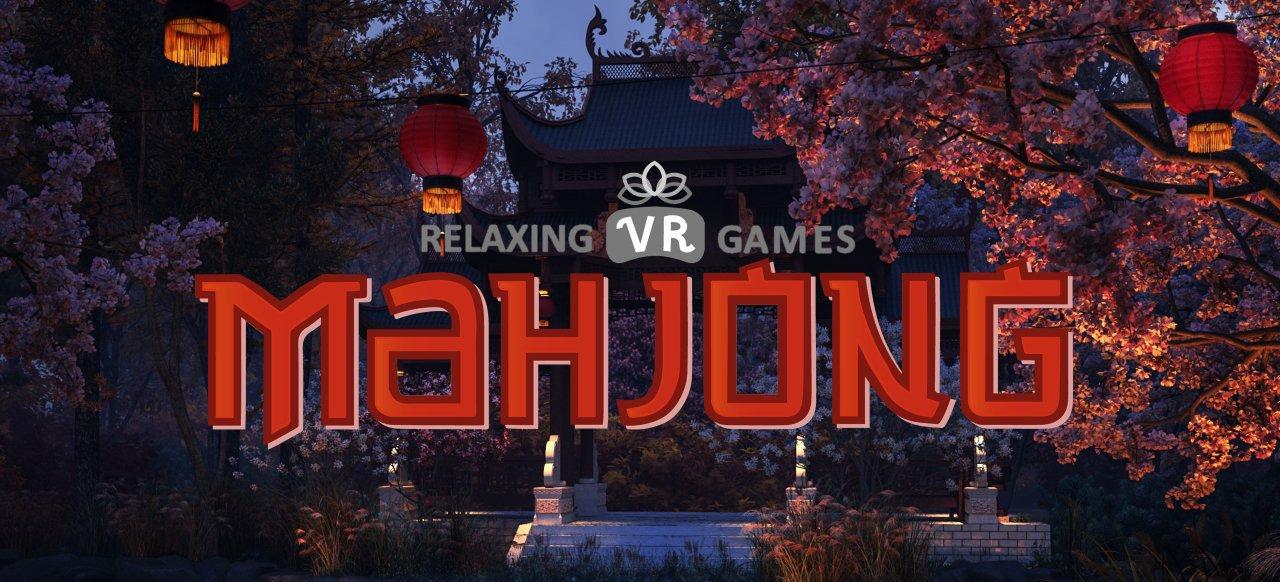 Relaxing VR Games: Mahjong (Geschicklichkeit) von Daedalic Entertainment