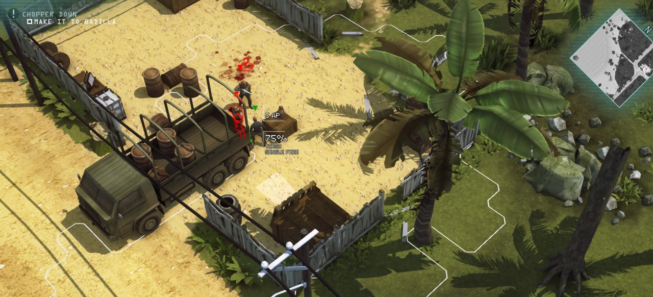 Jagged Alliance: Flashback (Strategie) von Full Control