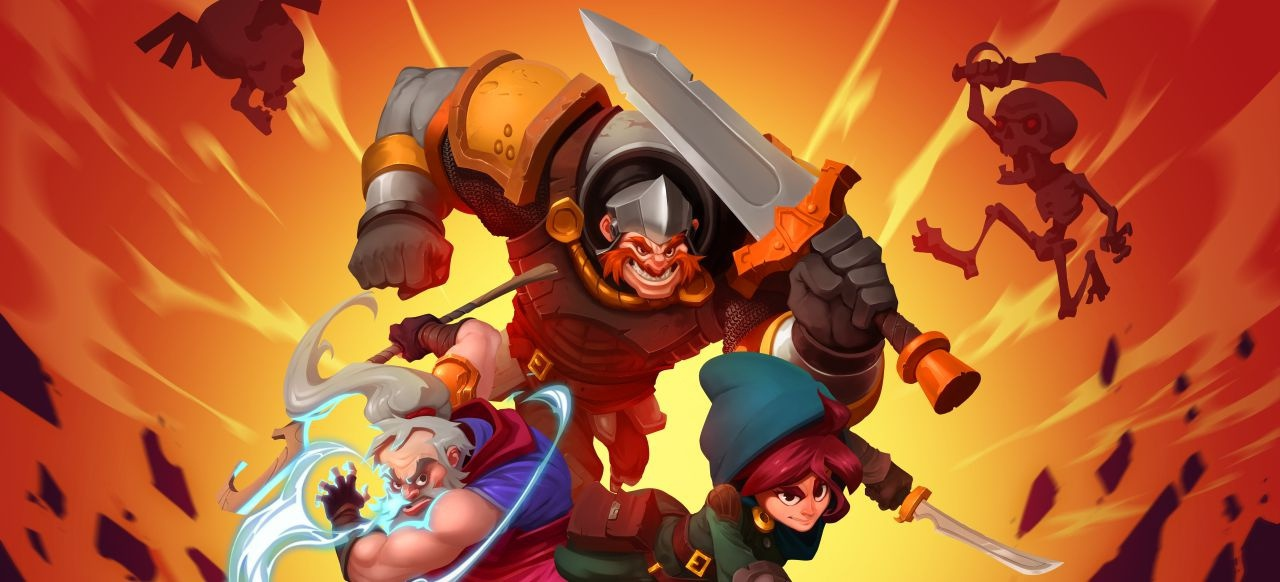 Has-Been Heroes (Rollenspiel) von GameTrust