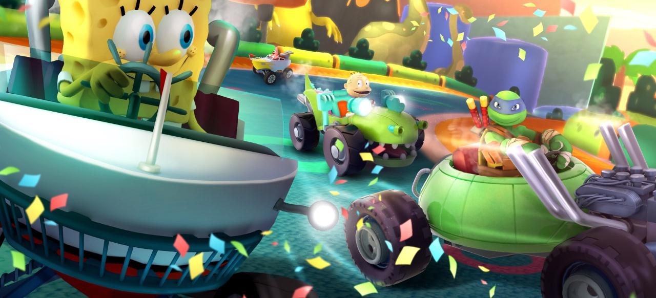 Nickelodeon Kart Racers (Rennspiel) von GameMill Entertainment
