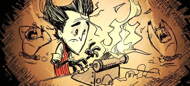 Don't Starve (Simulation) von Klei Entertainment