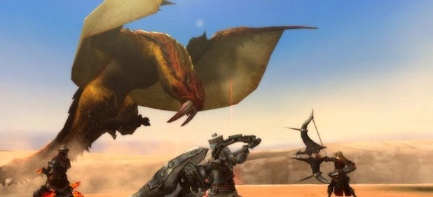Monster Hunter 3 Ultimate (Action) von Capcom / Nintendo