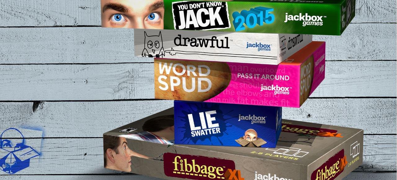 Jackbox Party Pack (Geschicklichkeit) von Jackbox
