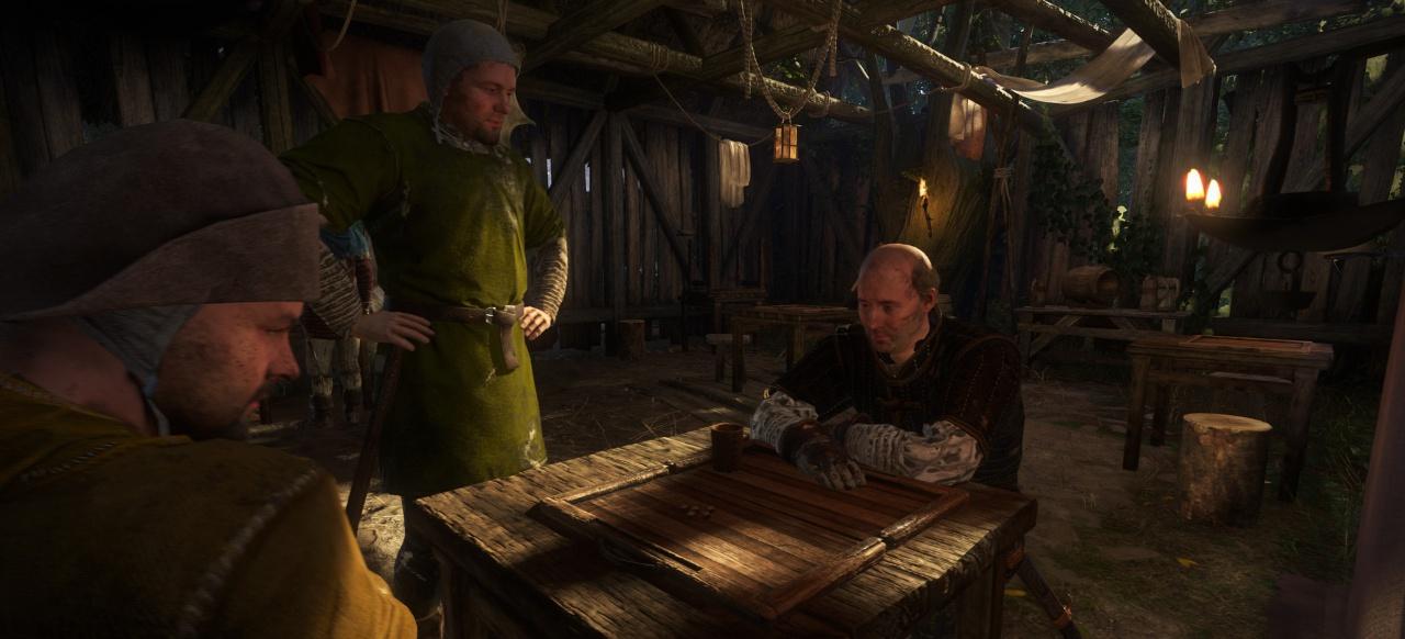 Kingdom Come: Deliverance - Die amourösen Abenteuer des tapferen Sir Hans Capon (Rollenspiel) von Warhorse Studios / Koch Media