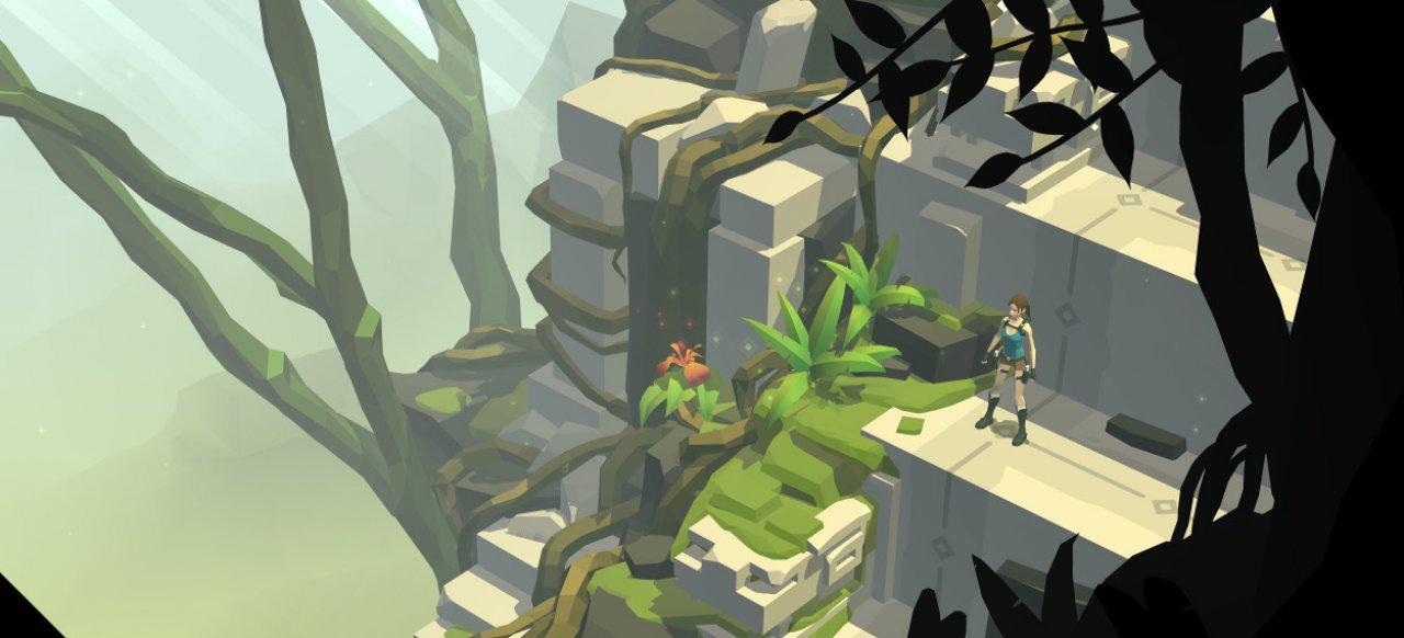 Lara Croft Go (Geschicklichkeit) von Square-Enix