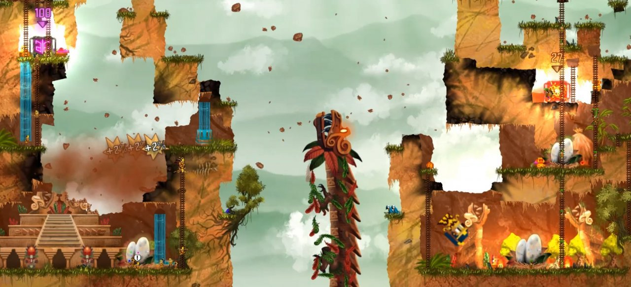 Mayan Death Robots: Arena (Strategie) von Soedesco