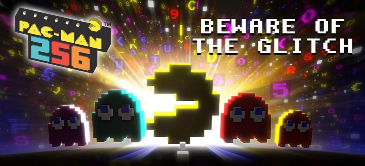 Pac-Man 256 (Action) von Bandai Namco