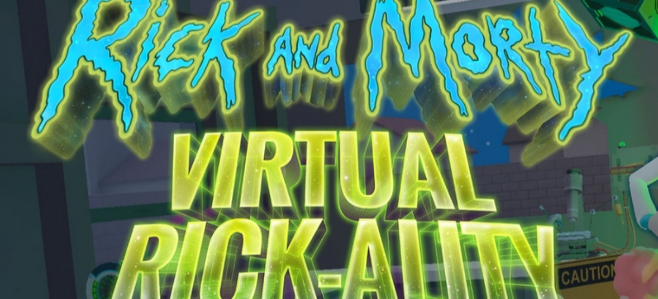 Rick and Morty: Virtual Rick-Ality (Adventure) von Adult Swim Games