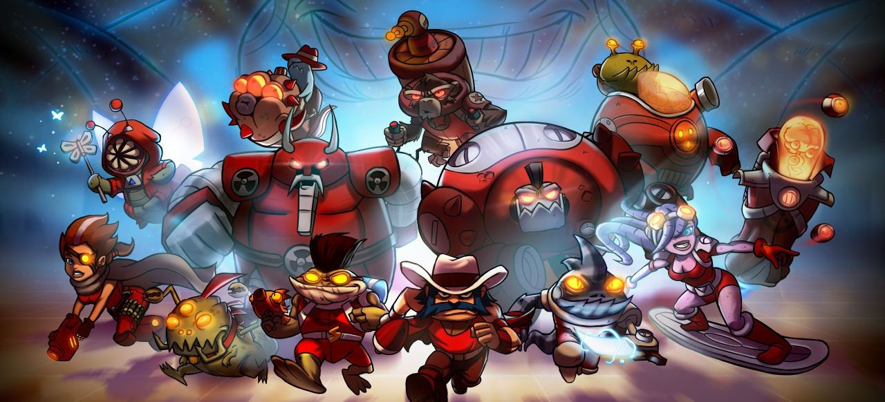 Awesomenauts (Action) von dtp entertainment