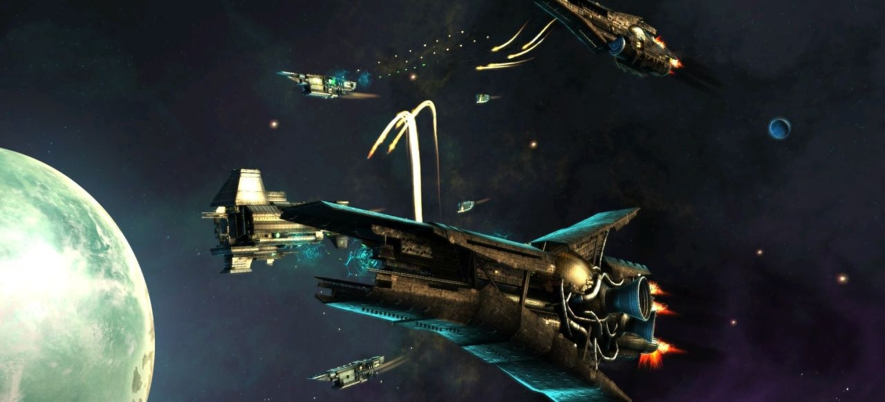 Endless Space (Strategie) von Amplitude Studios