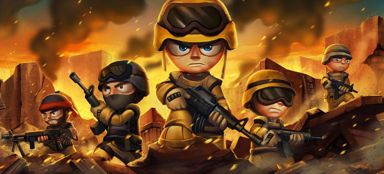 Tiny Troopers: Joint Ops (Action) von Wired Productions