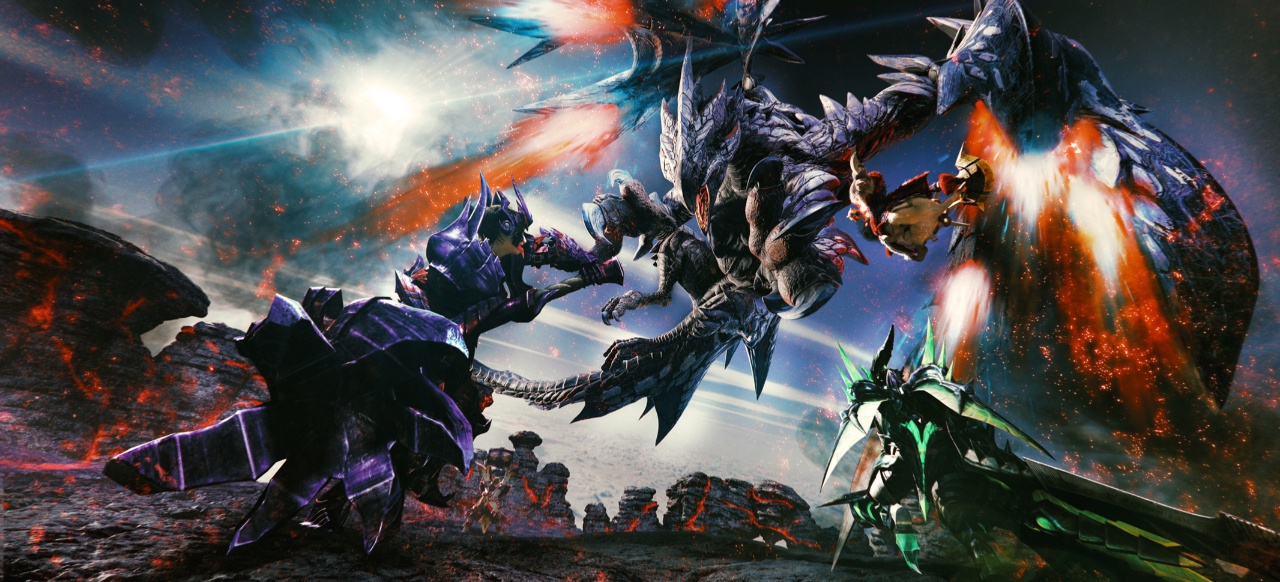 Monster Hunter XX (Action) von Capcom