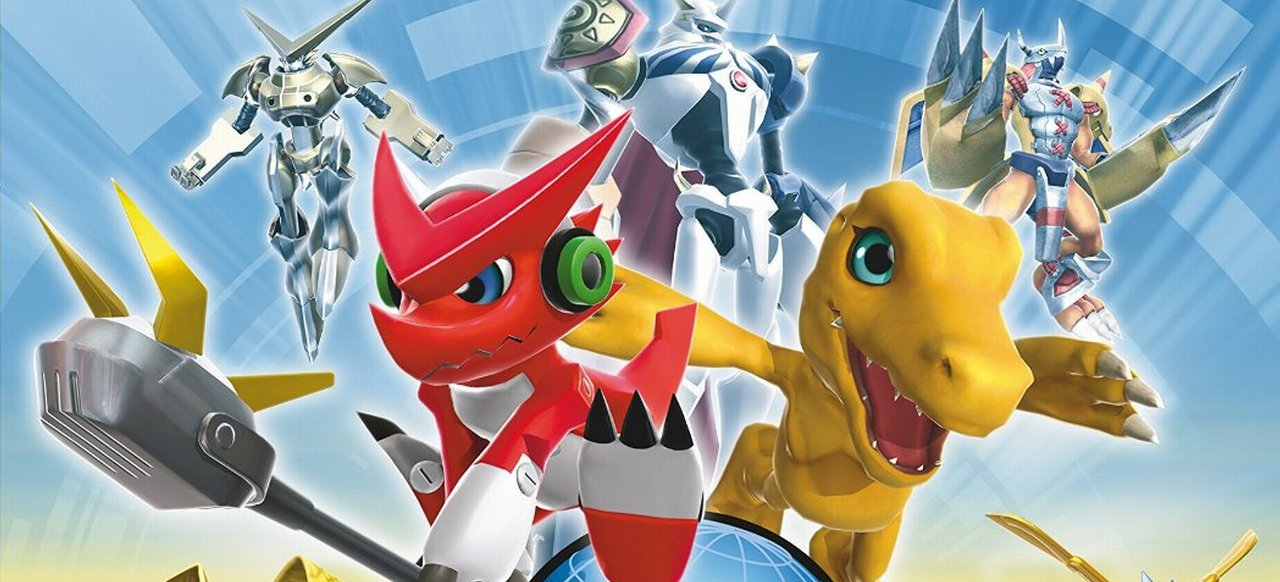 Digimon: All-Star Rumble (Action) von Bandai Namco