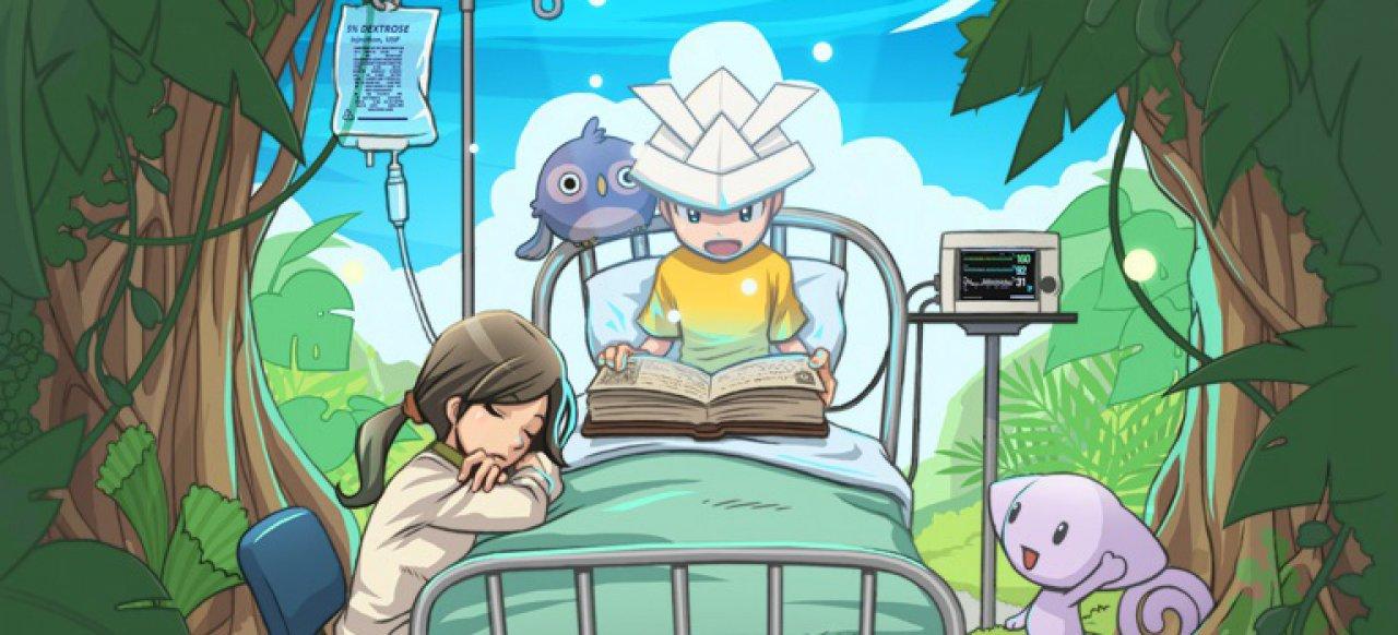 Rakuen (Adventure) von Laura Shigihara