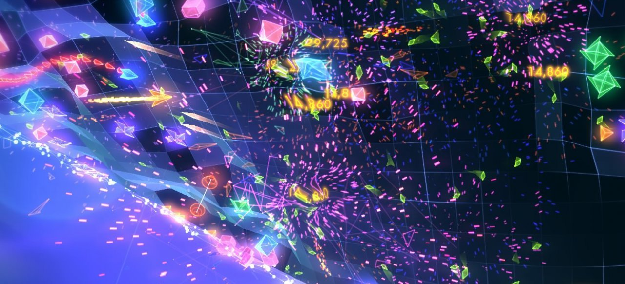Geometry Wars 3: Dimensions (Action) von Sierra