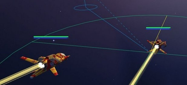 Homeworld (Strategie) von Sierra Entertainment