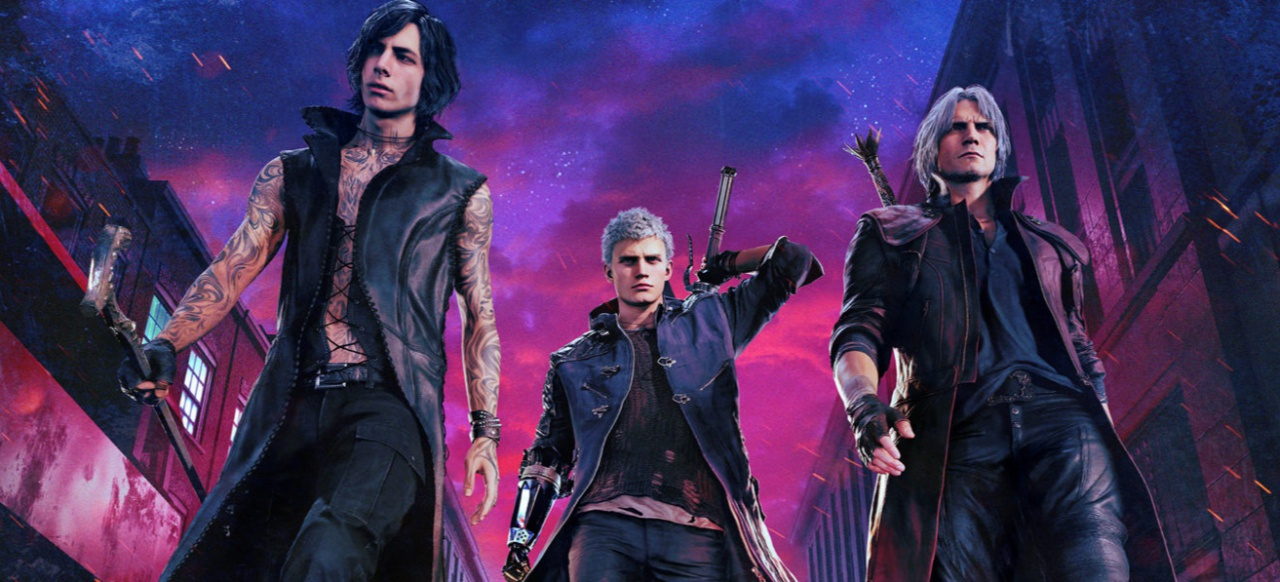 Devil May Cry 5, die story ist etwas unkonventionell