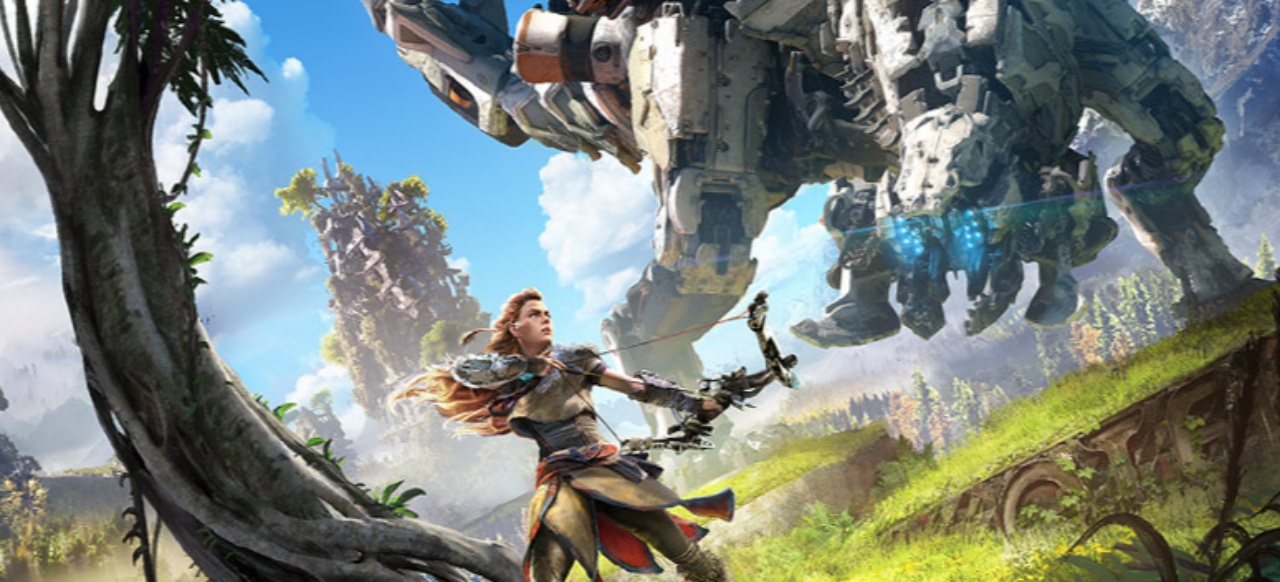 Horizon Zero Dawn (Action) von Sony