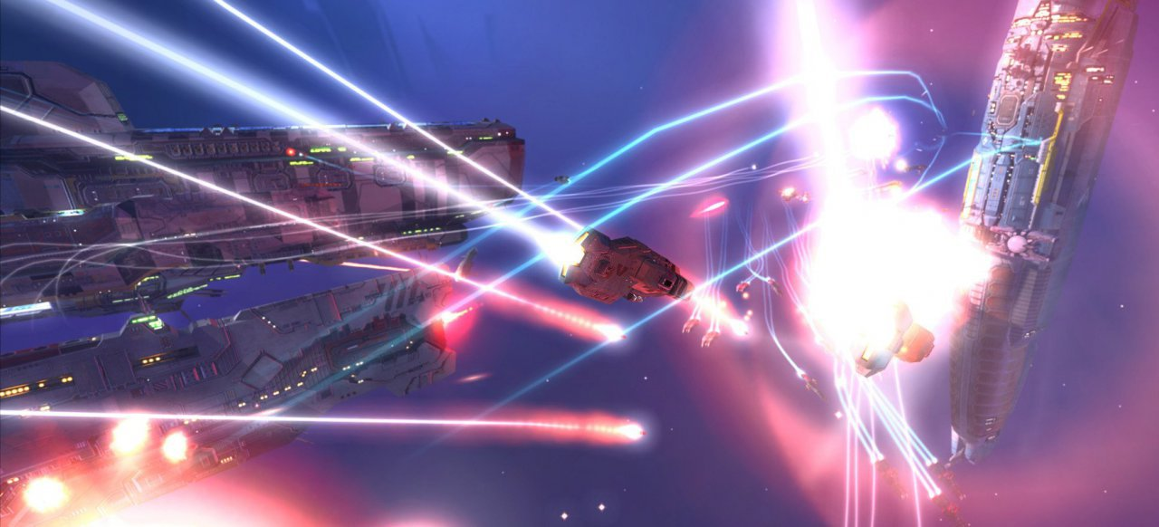 Homeworld Remastered Collection (Strategie) von Gearbox