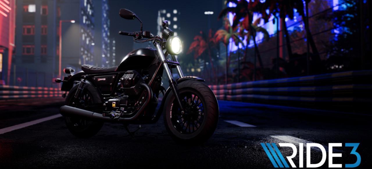 Ride 3 (Rennspiel) von Milestone