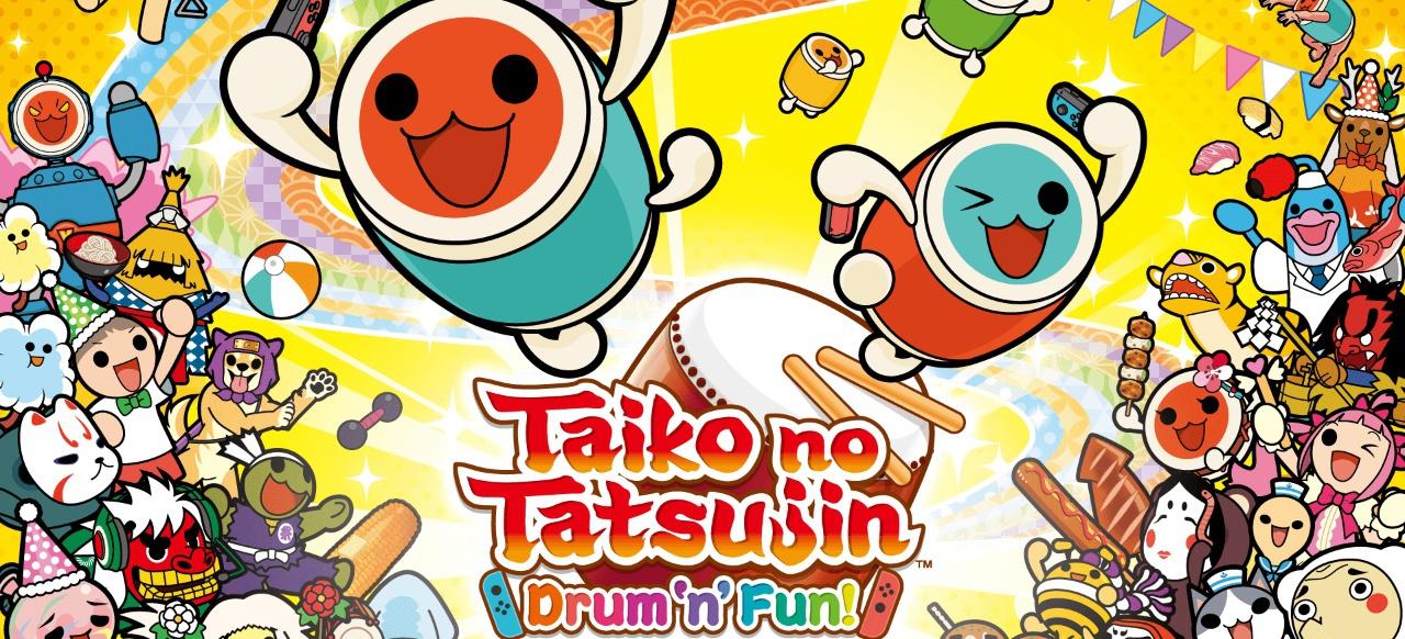 Taiko no Tatsujin: Drum 'n' Fun! (Geschicklichkeit) von Bandai Namco Entertainment